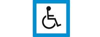 Hotel accessible mobilité réduite